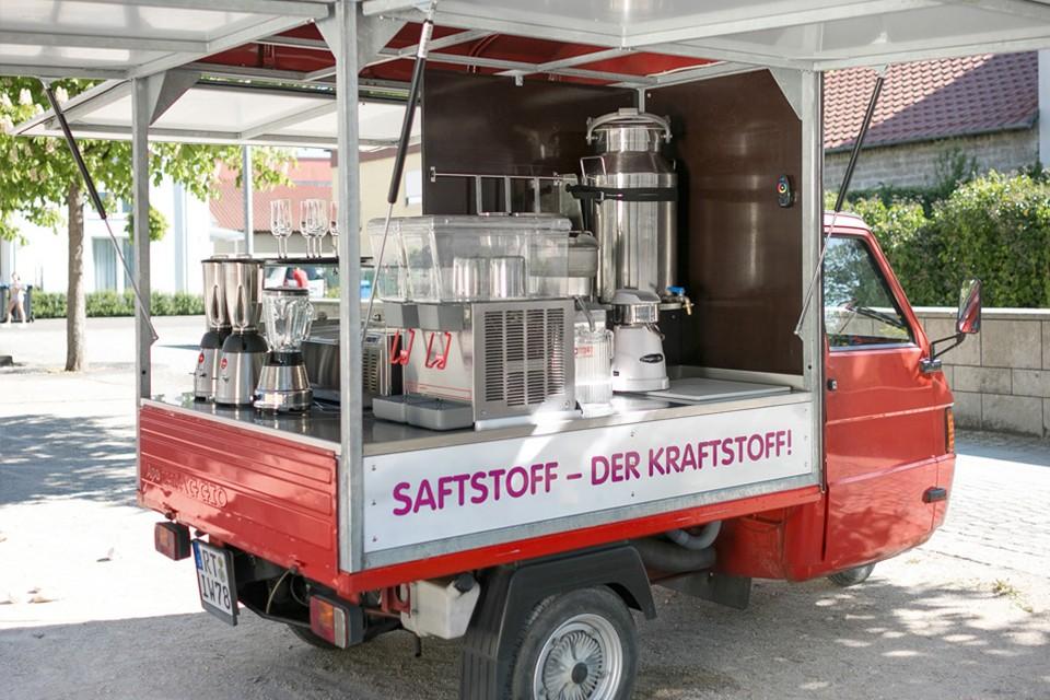 Saftstoff-Ape